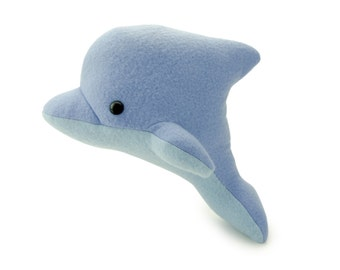Plush Toy - Nick the Dolphin
