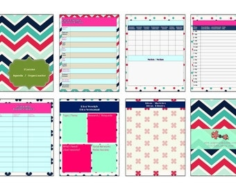 Printable Planner - Instant Download