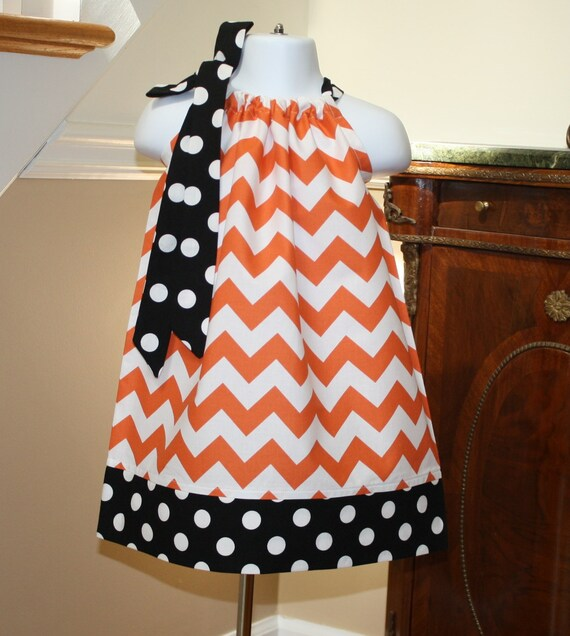 Items Similar To Childrens Pillowcase Dress Halloween