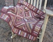 Lap quilt or wall hanging