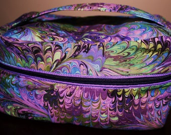 Travel Bags -Overnight  -Make-up or Shaving bags or Craft Bags- Cramra Case.Sewing Box-Great for Traveling-FREE Shipping in USA.