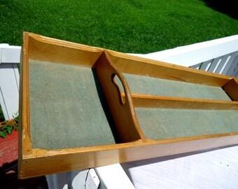 1920s Wood Hutch/Sideboard Tray