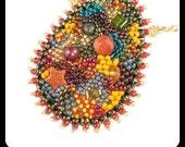 Beading Kit - Framed Work of Art Necklace
