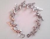 Bang Bang Bracelet Silver Color