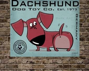 Dachshund Dog Toy Co.