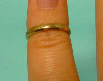 STORE CLOSING SALE Dainty 10k Gold Ring