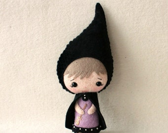 Sweet Witch pdf Pattern - Instant Download