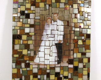 wedding photos wedding pictures portraits-- Capture the moment in a treasured heirloom ..  CUSTOM 8x10 mosaic from your favorite photographs