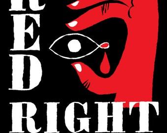 Red Right Hand #1 Mini Comic