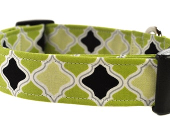 Geometric Dog Collar - The Penny