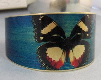 Summer Flutter,Butterfly,Bracelet,Cuff,Cuff Bracelet,Bracelet,Brass,Antique Bracelet,,Butterfly Bracelet,Butterfly Cuff.valleygirldesigns.