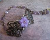 Lovely Elegant Filigree bracelet
