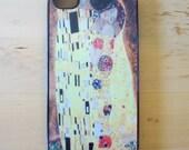 Gustav Klimt - The Kiss iPhone 4/4S case