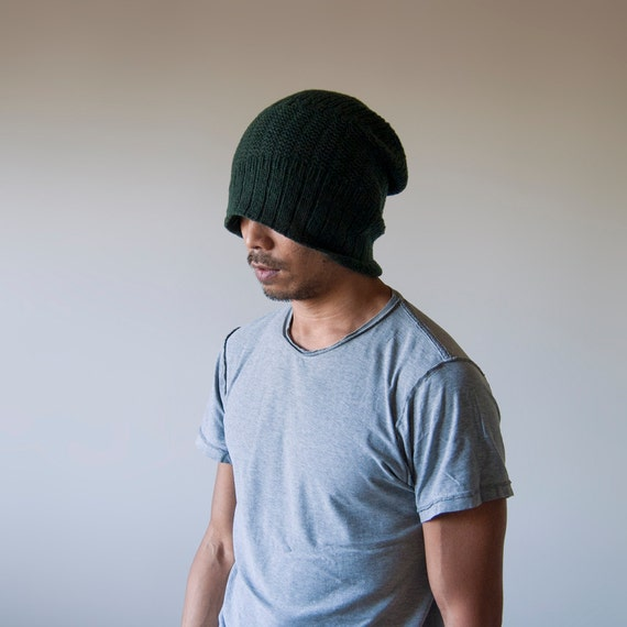 Mens Knit Hat - Shear Charlie