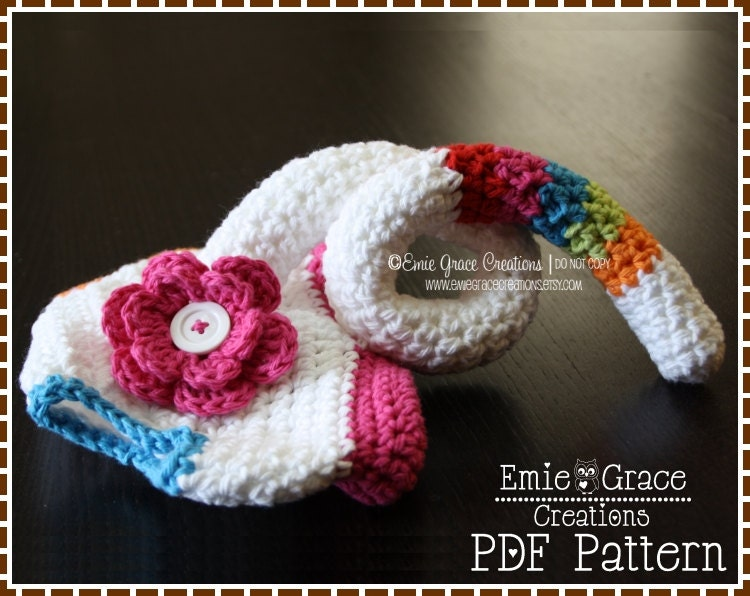Free Crochet Pattern Sock Monkey Hat And Diaper Cover Burak For
