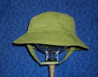 Baby Boy Bucket Hat Solid Corduroy 18-24 months