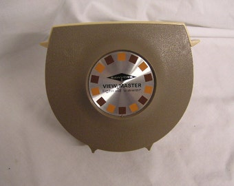 1960s Sawyers View Master lighted viewer