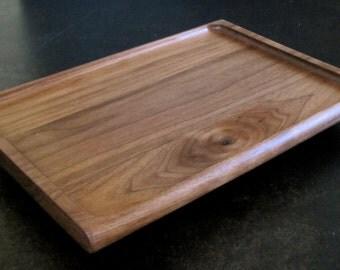 Large Walnut Tray