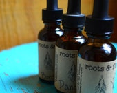 Your Choice of 1oz Organic Wildcrafted Herbal Extract Tincture made with organic alcohol Pedicularis densiflora Queen Anne's Lace Reishi