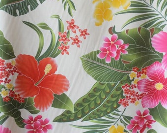 Hawaiian Print (Yardage Available)
