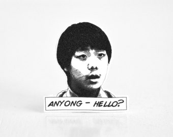 Arrested Development - 'Anyong, Hello' Brooch