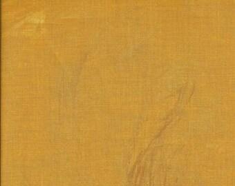 "Plaster of Paris by Stephanie Brandenburg for Frond design Studios -- ""Happy"" Yellow Quilting Blender"