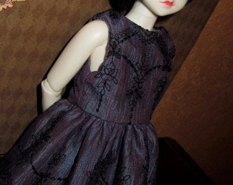 Dark party dress #3 for MSD