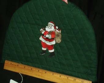 Christmas  Quilted Tea Cozy