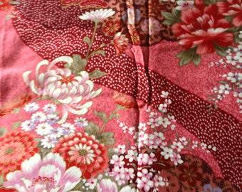 "Asian quilt fabric - 31"""