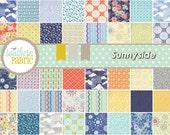 Sunnyside by Kate Spain for Moda- Scrap Bag Quilt Fabric Strips