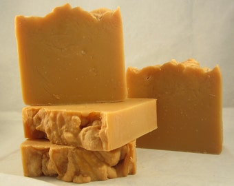 Mango Papaya Artisan Shea Butter Soap