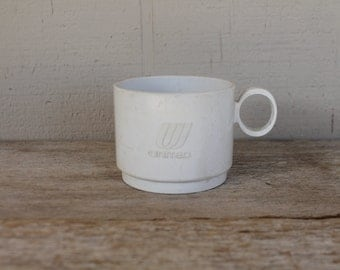 Vintage United Airline Cup