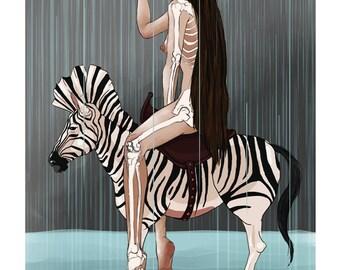 Zebra print by GDG's Katie Lee Grech