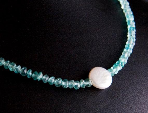 Apatite Twilight Necklace