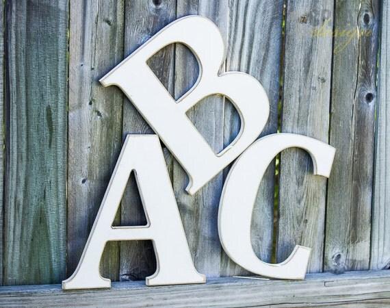 inch large wooden letter wooden letter for home decor wood letter