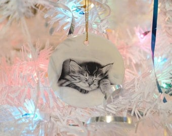 SALE You Pick Any Three Ceramic Ornaments and Get One Free
