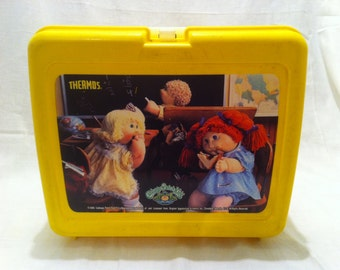 Vintage Cabbage Patch Lunchbox