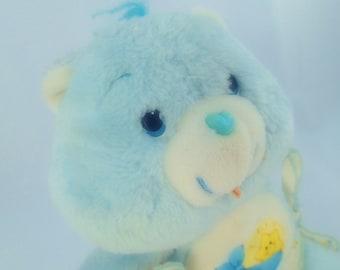 Baby Tugs Cub Care Bears 10 inch Plush Blue