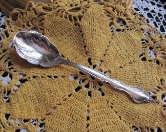 Wakefield Pattern 1966 - Vintage Silver Plate Sugar Berry Spoon