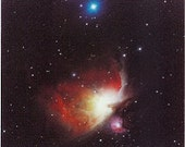 Orion Nebula Fridge Magnet, FB9603