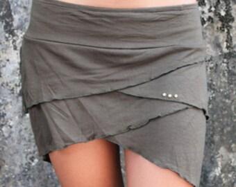 SALE - Bamboo Origami Skirt