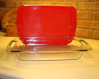 9x13 Personalized Pyrex Baking Dish
