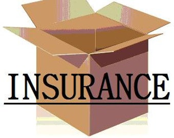 INSURANCE for shipping items under 100 dollars (US)