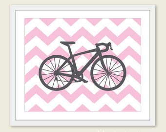 Bike Wall Art bike wall art | etsy