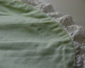 Topponcino Cover - Melon Green Eyelet