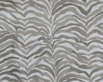 SERENGETI BISQUE designer, decorator/drapery/bedding/upholstery fabric