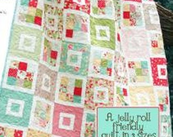Shortcake Quilt Pattern from Cluck Cluck Sew