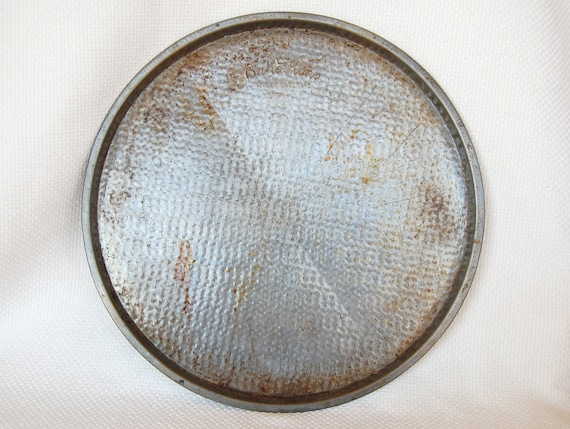 Vintage Bake King Pizza Pan Model No 16 Makes A 14 Inch Pizza