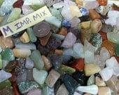 Assorted Medium Imperfect Tumbled & Polished Stones