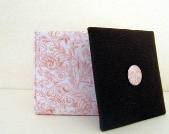 Decorative storage box, keepsakes box or jewelry box